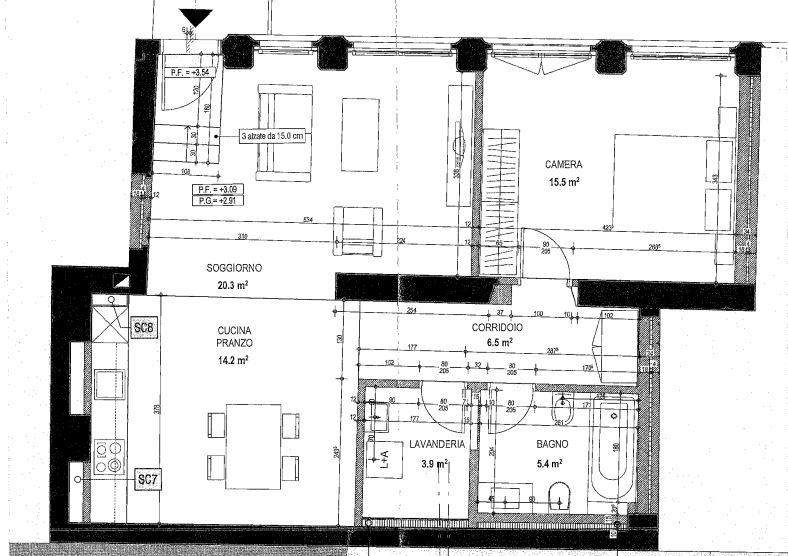 Appartamento nr.5