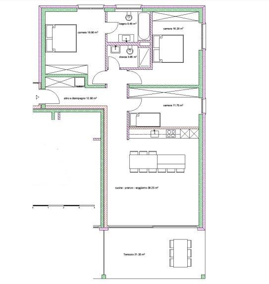 Appartamenti 4.5 locali nr. 16,20,24