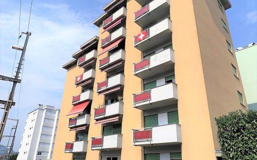 affittasi appartamento ristrutturato 3.5 locali